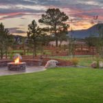 Mountain View Fire Pit