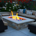 Outdoor Family Fire Pit