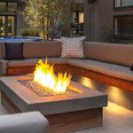 Outdoor Fire Pit Golden CO