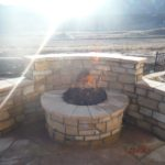 The Gas Connection Final Fire Pit