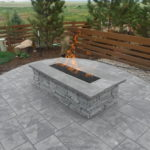 The Gas Connection Fire Pit Install